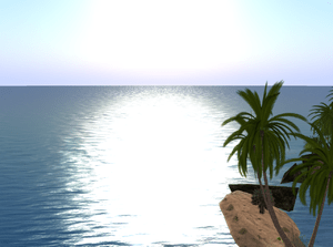 Virtual reality - Second Life