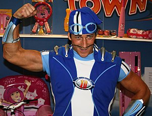 Toy Fair - Sportacus