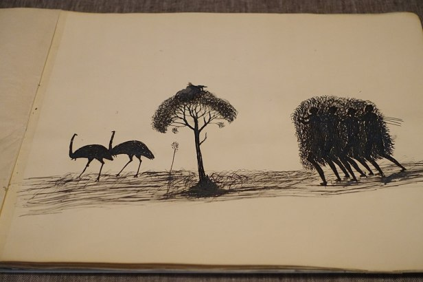 State Library of Victoria - Joy of Museums - A Book of Drawings by Tommy McRae