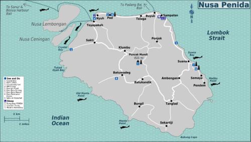 Nusa Penida Travel Guide At Wikivoyage