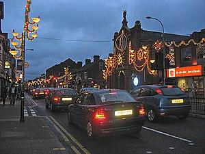 English: Diwali celebrations Leicester Diwali ...