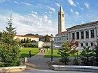 Berkelium wurde nach der Stadt Berkeley in Kalifornien benannt. Im Bild die Universität von Kalifornien in Berkeley