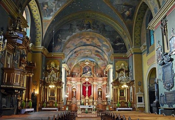 File:Church of Saint Casimir Jagiellon (interior), 4 ...