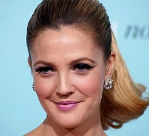 Drew Barrymore at the premiere for He's Just N...