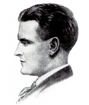 A study of F. Scott Fitzgerald by Gordon Bryan...