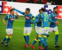 Società Sportiva Calcio Napoli 2018 2019 Wikipedia