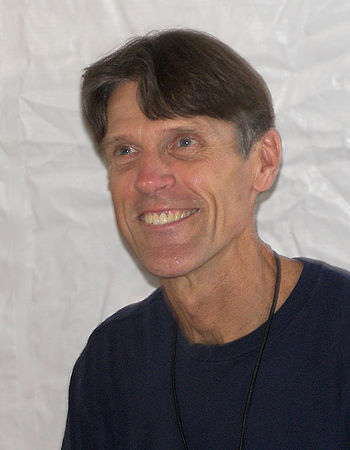 H. W. Brands at the 2008 Texas Book Festival, ...