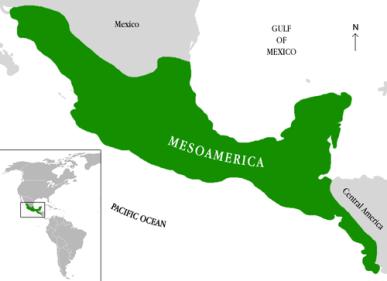 Image result for Mesoamerica map