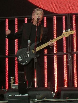 Roger Waters photo by Wikipedia