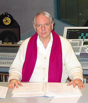 English: Karlheinz Stockhausen on 7 March 2004...