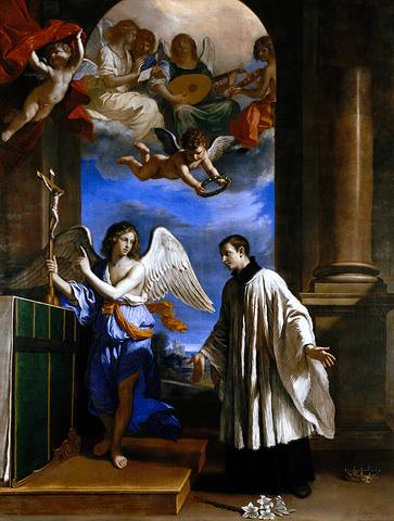 The Vocation of Saint Aloysius