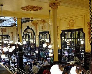 Français : Paris 9ème arrondissement - Chez Ch...