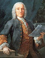Domenico Scarlatti compuso sonatas para clavicémbalo, por las que es universalmente reconocido.