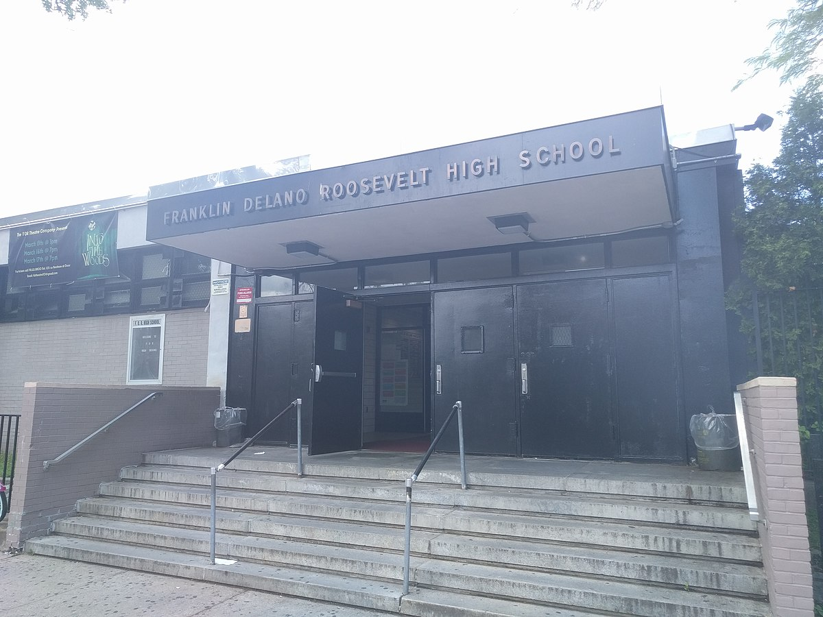 Franklin Delano Roosevelt High School New York City