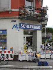 Schlecker an der Günterstalstraße