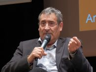 M. Gilles Bœuf en conférence