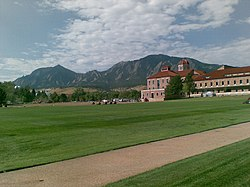 Leeds School of Business at the University of Colorado