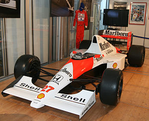Formula One 2009 Rd.15 Japanese GP: Ayrton Sen...