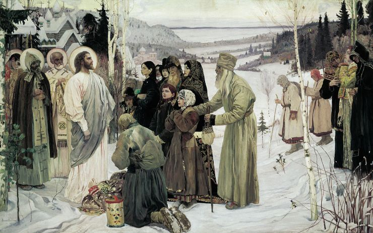 Image result for holy rus painting