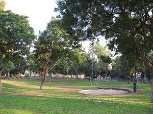 Sanhedrin Garden