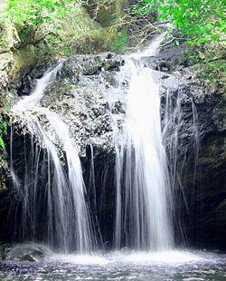 Tada Falls near SriCity