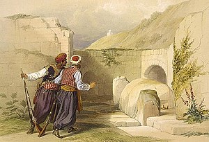 Tomb of Joseph at Shechem