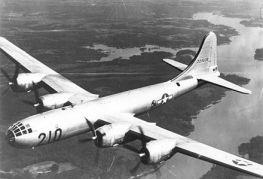 B-29 Superfortress (Süperkale), Ağır bombardıman uçağı