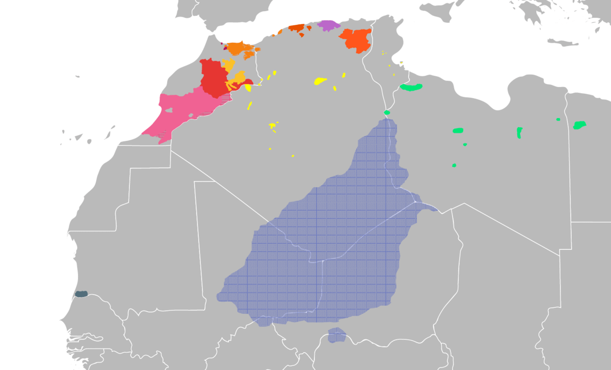 Almohads Religious Berber Empire of North Africa
