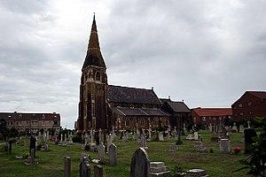 Christ Church, Coatham, Redcar