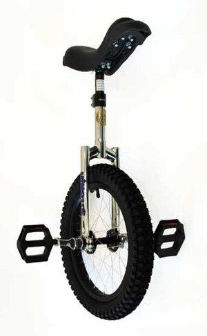 Dansk: Ethjulet cykel