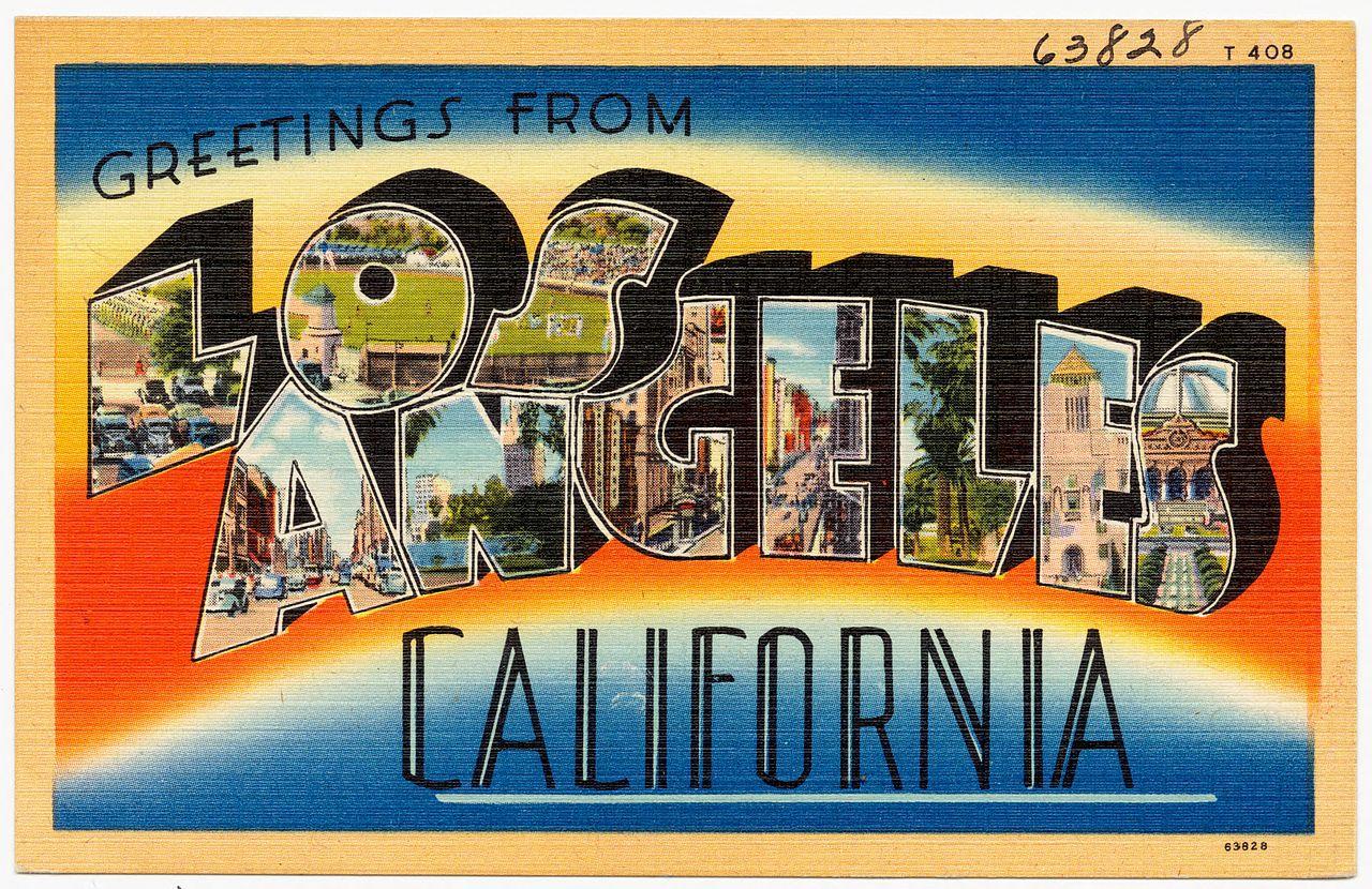 FileGreetings From Los Angeles California 63828jpg