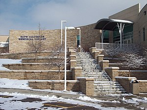 HOPE Columbine Memorial Library