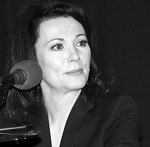 Deutsch: Iris Berben, deutsche Schauspielerin 2007