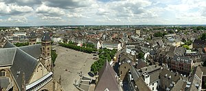 View of Maastricht from St.-Janskerk