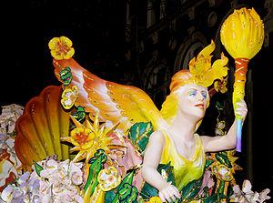 """""""Mardi Gras Parade, 2006, New Orleans, Lo..."""