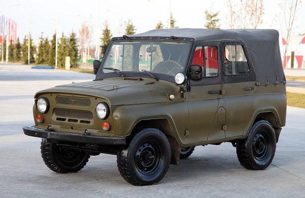 UAZ-469 – Wikipedia