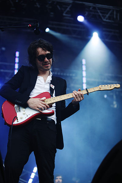 Laurent Brancowitz, Guitar (So French. So Awesome.)