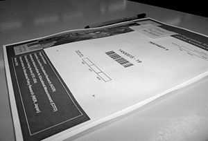 test documents for the Programme for Internati...