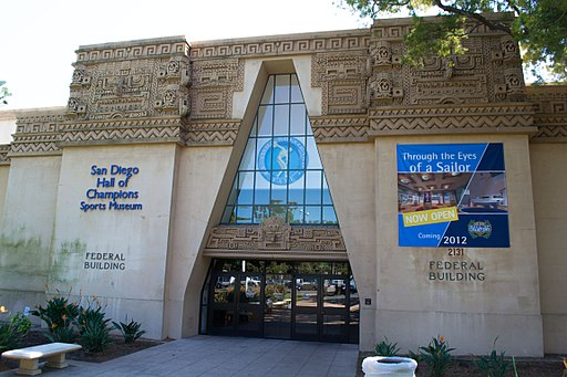 San Diego Hall of Champions-3