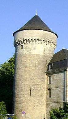 Chteau De Tours Wikipdia