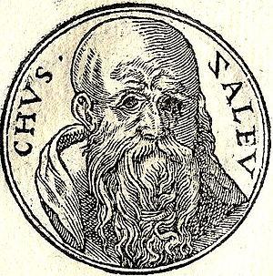 Zaleucus was the Greek lawgiver of Epizephyria...