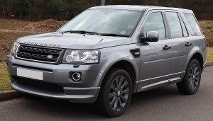 Land Rover Freelander  Wikipedia
