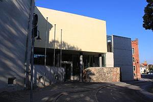 Deutsch: An- (Neu-)Bau des Amtsgerichtes in Ba...
