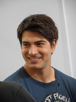 English: Brandon Routh at Comic-Con 2010