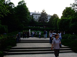Cotroceni Palace - Bucharest 18.05.2008