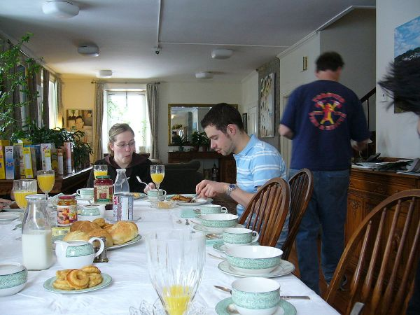 Bed and breakfast - Wikipedia