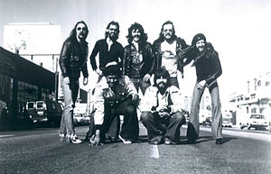Publicity photo of the music group The Doobie ...