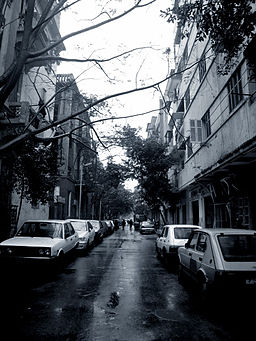 Flickr - Bakar 88 - Light Rain in Cairo, Egypt