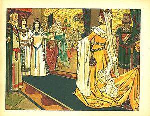 Franz Jüttner (1865–1925): Illustration from S...
