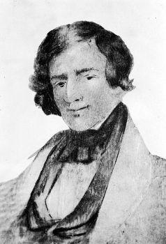 Portrait of Jedediah Smith